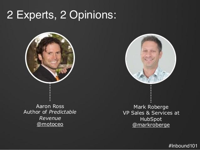 The ABCs of Inbound Marketing Slide 2