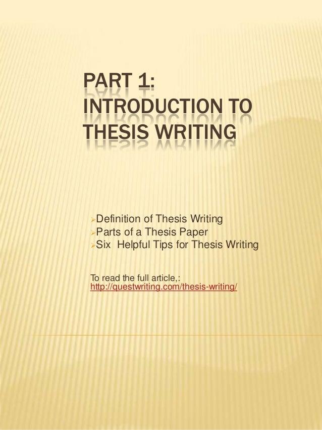 Dissertation Help Pakistan