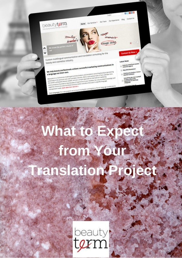 What to Expect from Your Translation Project