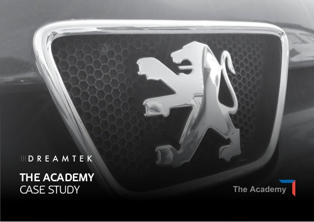 The Academy Case Study