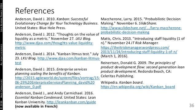 kanban successful evolutionary change pdf