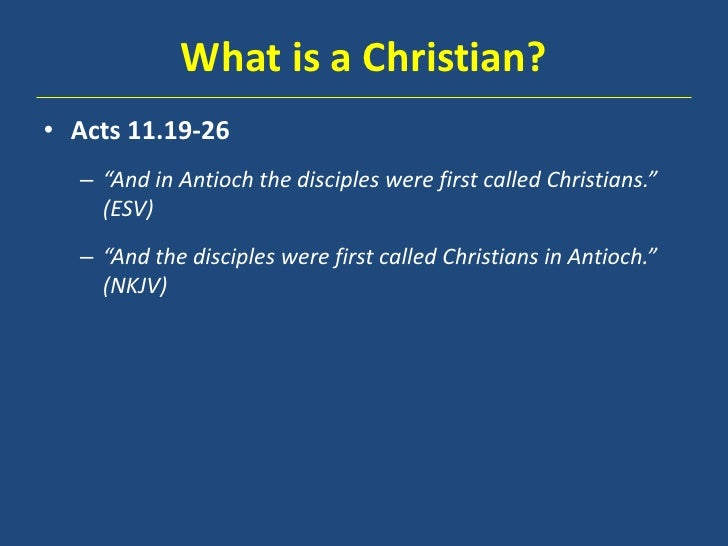 The Active Christian and the Active Church Slide 3