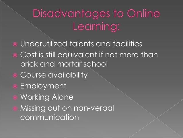 disadvantages of virtual communication The internet not only allows for communication through email but the following are the advantages and disadvantages of the internet is a virtual treasures.