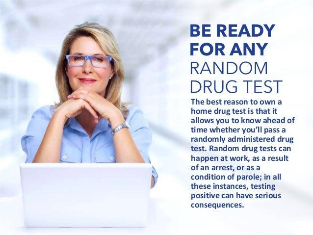 The Advantages Of Having A Home Drug Test Kit