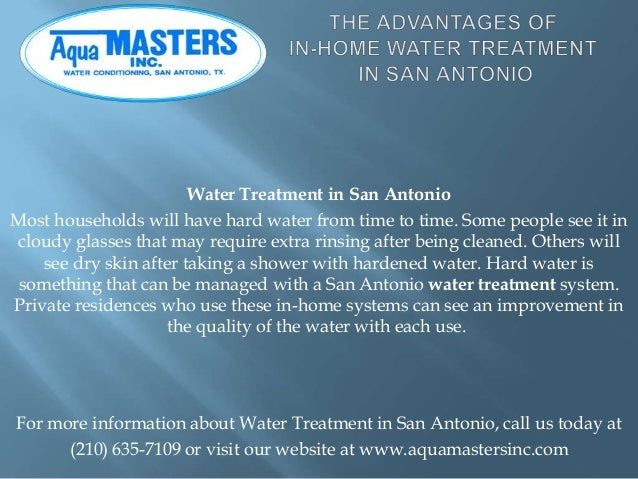 advantages of hard water