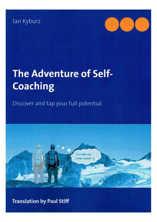 The Adventure of Self-Coaching - Flyer