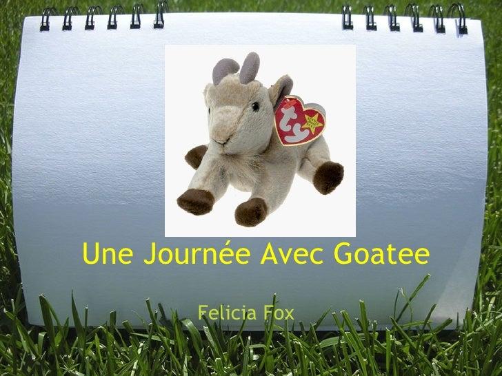 Les aventures de Goatee, Felicia Fox