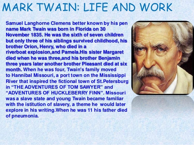 the actions of tommy barnes in huckleberry finn by mark twain Little tommy barnes was asleep now, and when they waked him up he was scared, and cried, and said he wanted to go home to his ma, and didn't want to be a robber any more so they all made.