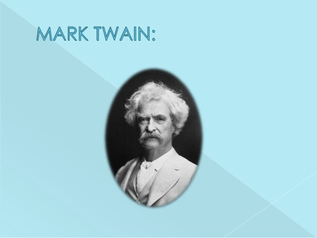 an analysis of the use of satire in the works of mark twain 735 writing career of mark twain essay examples from best writing service eliteessaywriters™ an analysis of the use of satire in the works of mark twain.