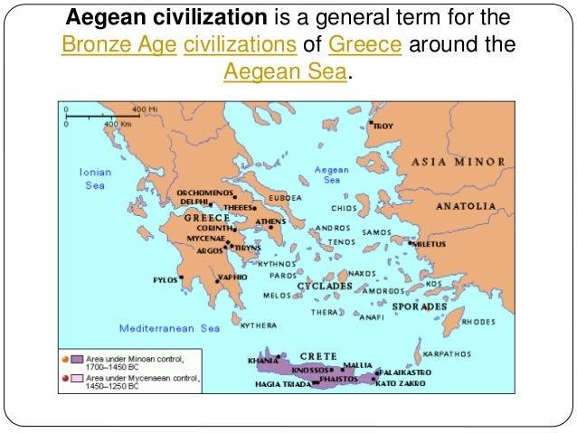 The Aegean Civilization (History of Civilization)