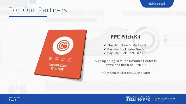 The agency blueprint to selling ppc webinar presentation 29 malvernweather Image collections