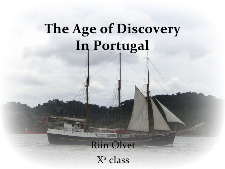 The Age of Discovery In Portugal Riin Olvet X a  class