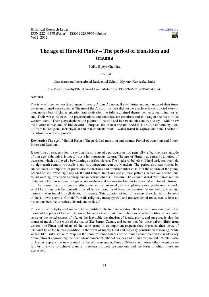 Historical Research Letter                                                                      www.iiste.orgISSN 2224-317...