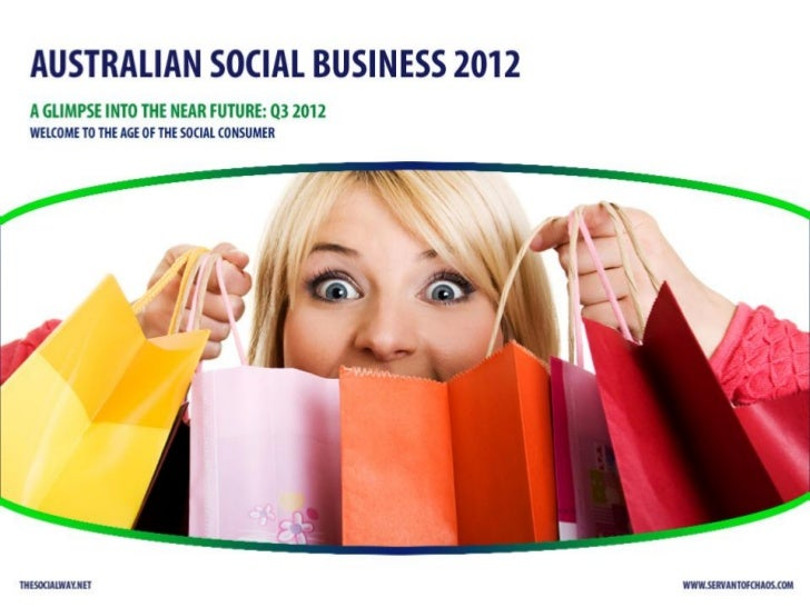 The Age of the Social ConsumerNames can be confusing – especially when it comes to        The Edelman Trust Barometer 2012...