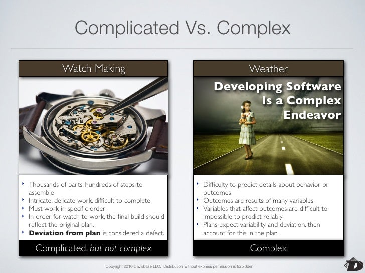 Why We Develop Software  •   We develop software for our customers' benefit.  •   Change can be good. Change is usually the...
