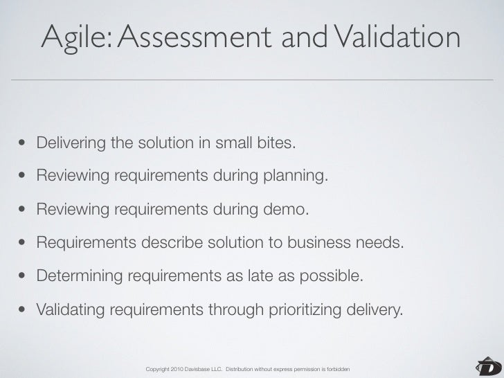 Business Analysts Are Crucial         to Agile Project Success • Great products and happy customers   begin and end with p...