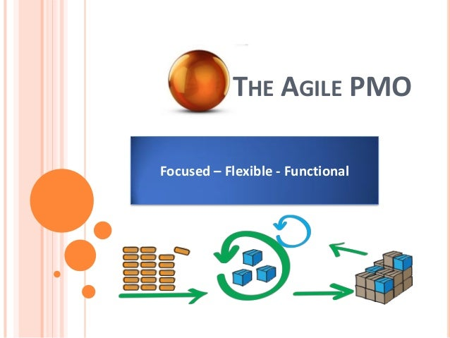 Focused – Flexible - Functional THE AGILE PMO