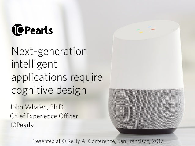 Next-generation intelligent 