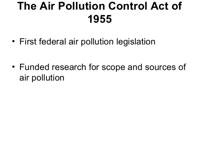 1990 pollution prevention act