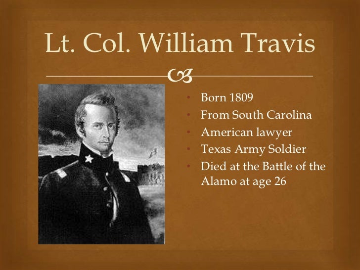 Image result for col. travis at the alamo
