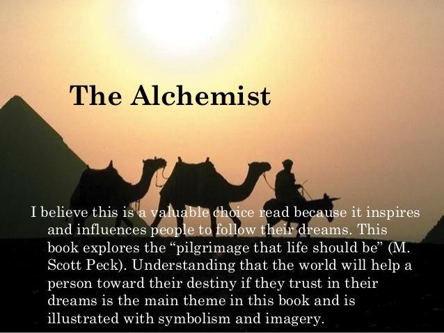 the alchemist the alchemist