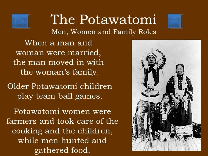 The Algonquian Native Americans Final