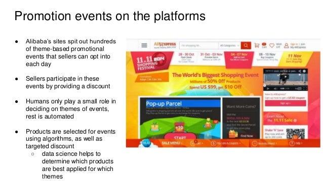 The Alibaba Playbook