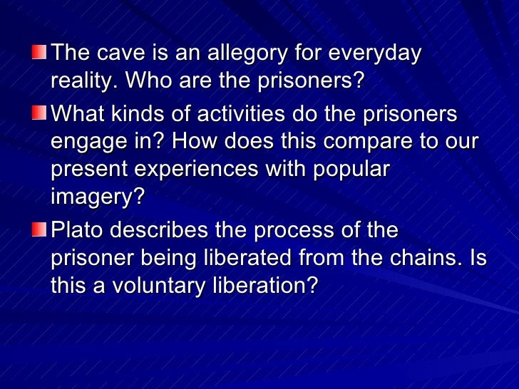 Comparing and Contrast the Allegory of the Cave and the Matrix