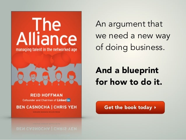 Get the book today ▸ An argument that we need a new way of doing business. And a blueprint for how to do it.