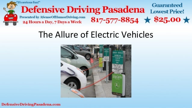 The Allure of Electric Vehicles