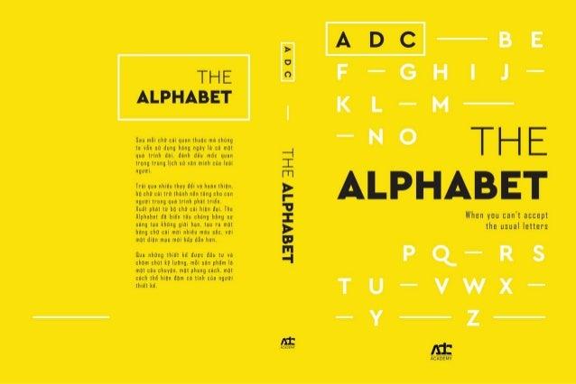 The alphabet   mini version