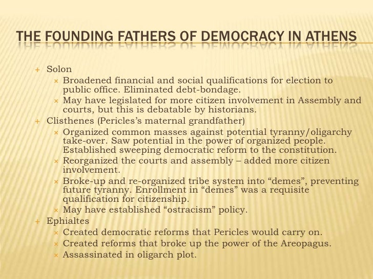 views of athenian democracy by pericles and plato Plato was born in athens in 428 bc to an aristocratic family  boyhood, and  perictione remarried pyrilampes, a friend of the athenian statesman pericles   he was active in supporting the restoration of democracy, but that system proved  itself  the figure of socrates becomes more of a mouthpiece for plato's own  views.