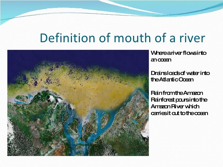 River definition