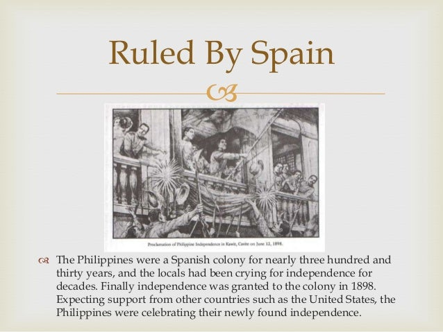 effects of colonization in philippines After its defeat in the spanish-american war of 1898 , spain ceded its  longstanding colony of the philippines to the united states in the treaty of paris.