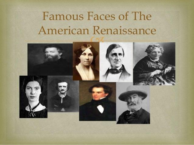 THE AMERICAN RENAISSANCE 1876-1917