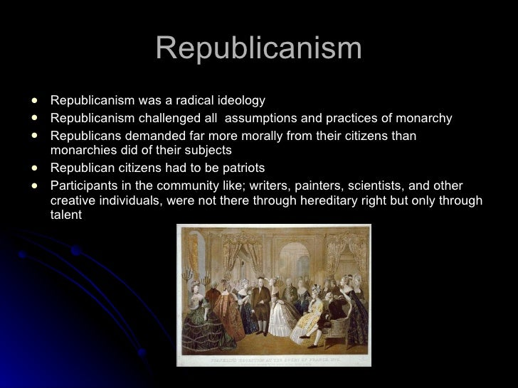american revolution radical essay How radical was the american revolution the form of government the powers of government the ability of common people to have voice in government.