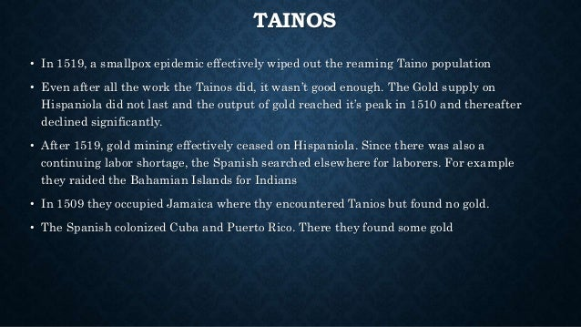 tainos and kalinago settlements An animation describing the culture and traditions of the caribs.