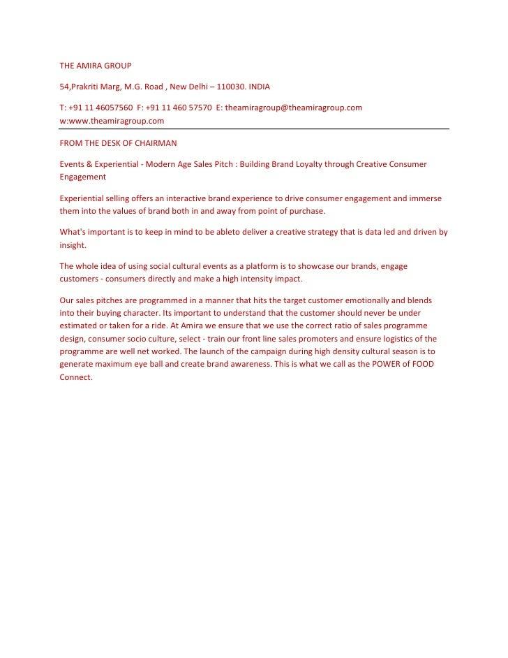 THE AMIRA GROUP54,Prakriti Marg, M.G. Road , New Delhi – 110030. INDIAT: +91 11 46057560 F: +91 11 460 57570 E: theamiragr...