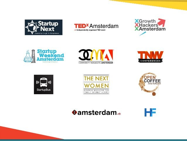 The Amsterdam Tech Startup Guide