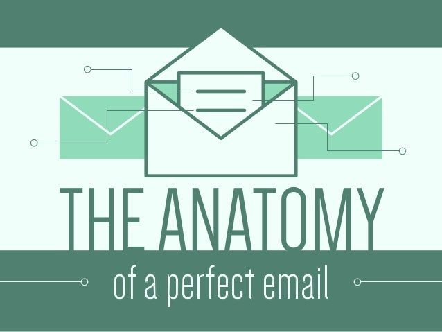 The anatomy of a perfect email slideshare