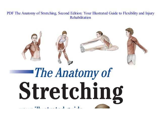 new EBOOK \'18 The Anatomy of Stretching, Second Edition: Your Illustr…