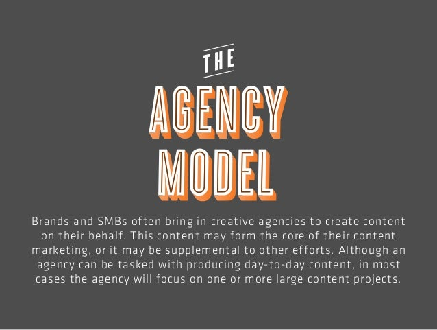 The Anatomy of the Corporate Content Team: 5 Models to Inspire Your Team's Structure Slide 19