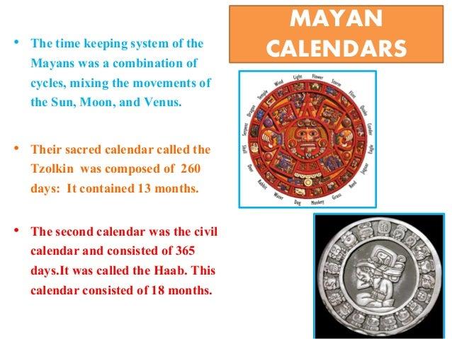 Mayan Calendar Kids : The ancient mayan cilivitation for kids