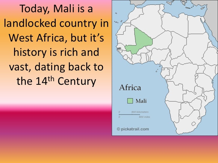 ancient africa mali history legend sundiata mali People in ancient mali used caravans for transportation there were no technological advancements in transportation but there were advancements in weaponry mali created their own poison tipped arrows, stabbing spears, and chain mail armor politics leaders sundiata keita(1230- 1255 ad): he founded the mali empire.