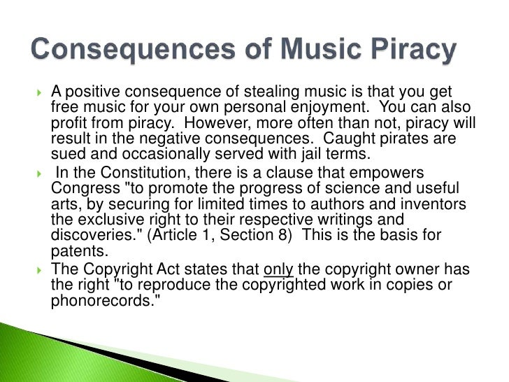 Illegal Downloading & File Sharing
