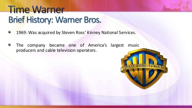 time warner case study Time warner cable faced the reality that, after decades of growth through mergers and acquisitions, there was no clear understanding of the company's history if you asked ten different employees when the company was founded, you might hear ten different answers.