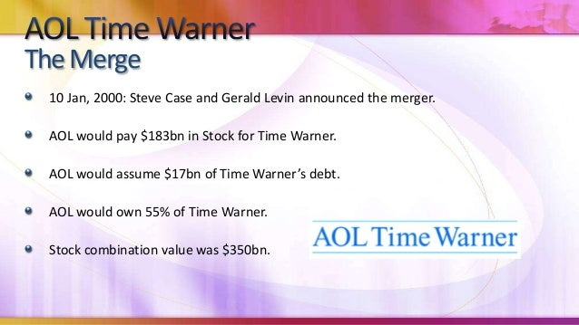 aol time warner merger Beyond microsoft symposium open access to broadband networks: a case study of the aol/time warner merger by.