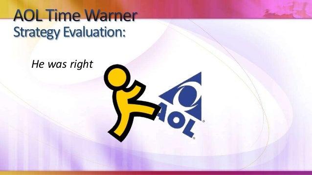AOL Time Warner Merger Case Study