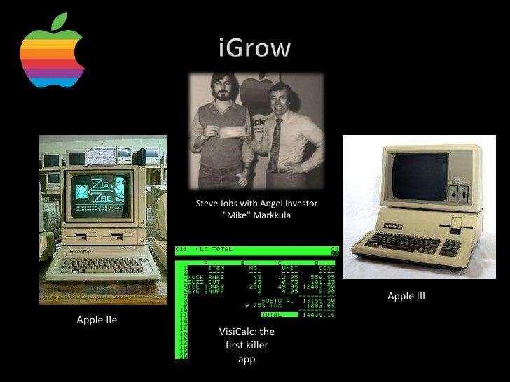 Steve Jobs with Angel Investor                    quot;Mikequot; Markkula                                                 ...