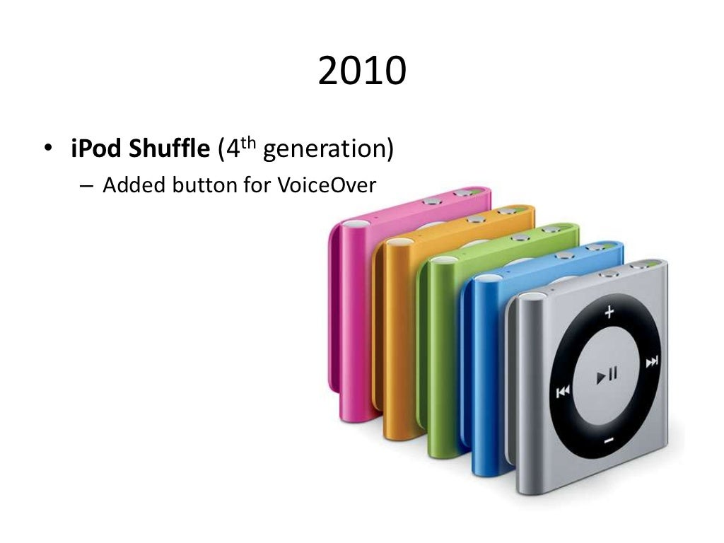2010 ipod shuffle 4th generation. Black Bedroom Furniture Sets. Home Design Ideas
